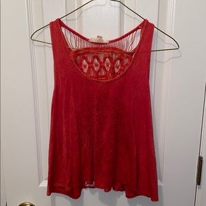 UO red tank
